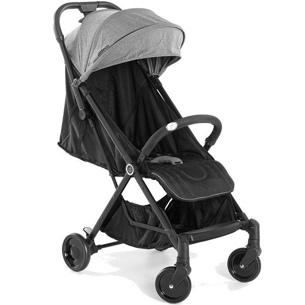 Carrinho de Bebe para Passeio Dzieco Galzerano Jamby Preto