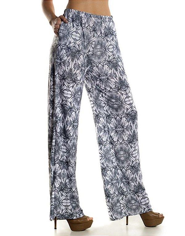 Calça Pantalona Minimalista