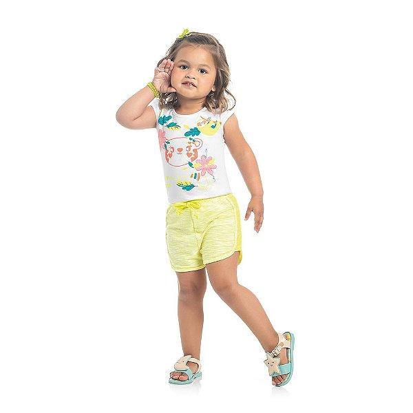 Conjunto Infantil Kamylus Neon