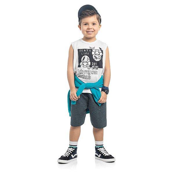 Conjunto Infantil Kamylus Skate
