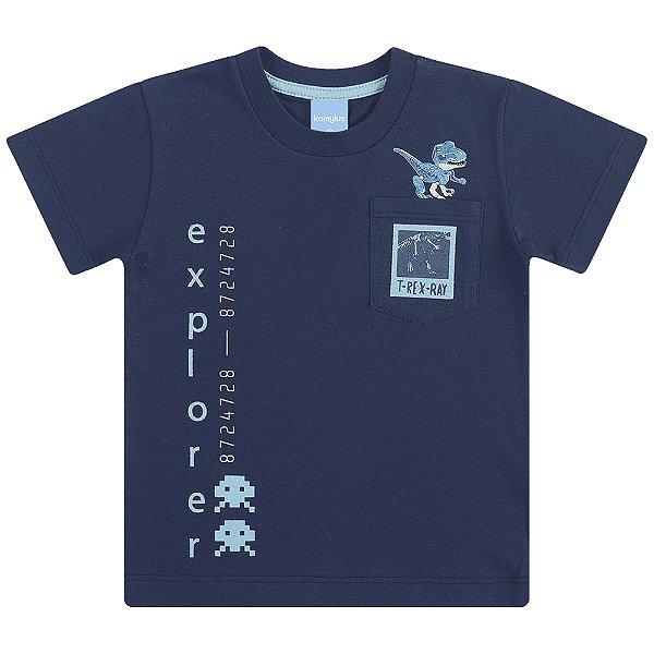 Camiseta Dino Attack