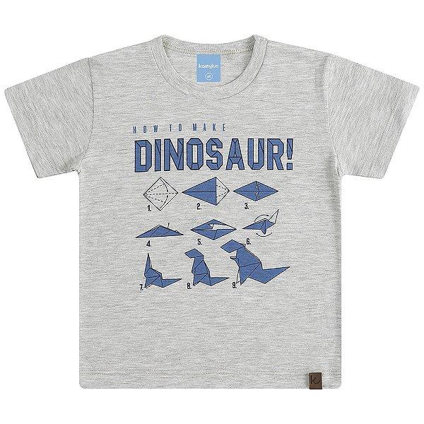 Camiseta Dinorigami