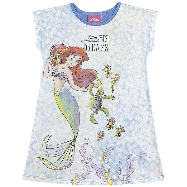 Vestido Ariel - Princesas