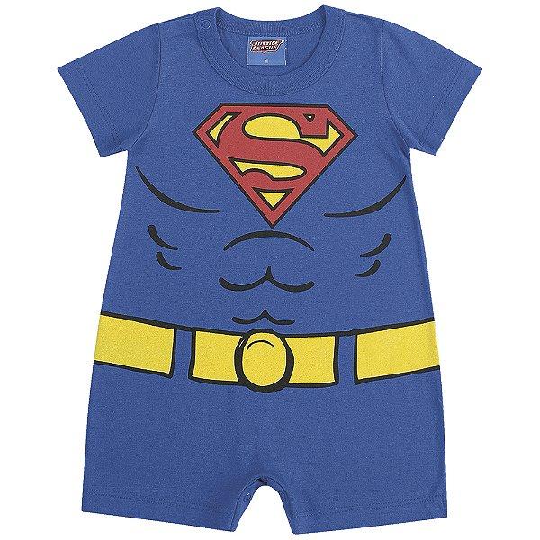 Macaquinho Super Homem, Batman e Flash - Liga da Justiça