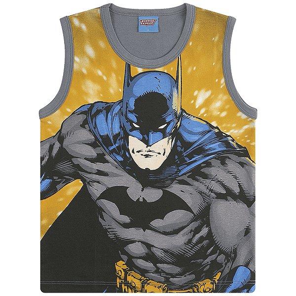 Regata Super Homem, Batman e Flash em Ação - Liga da Justiça