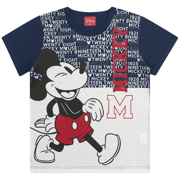 Camiseta Mickey Mouse Old School