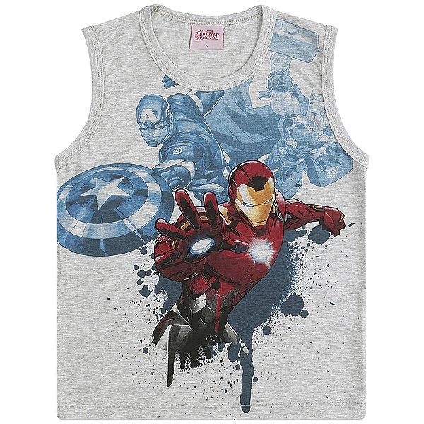Regata Homem de Ferro - Vingadores