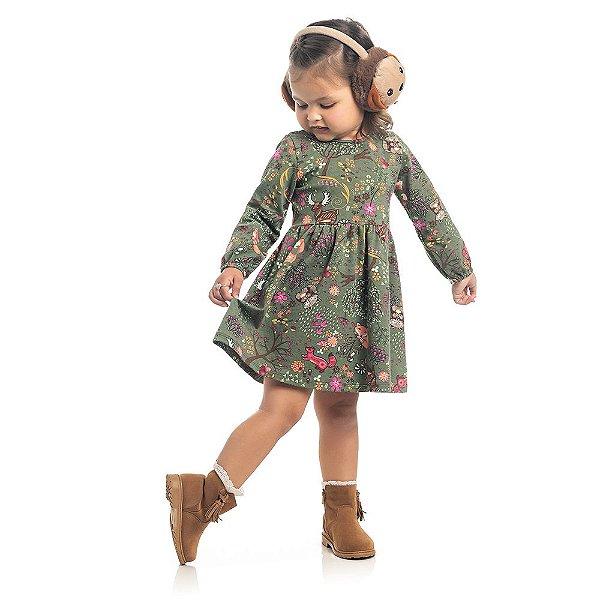 Vestido Pequena Fantástica