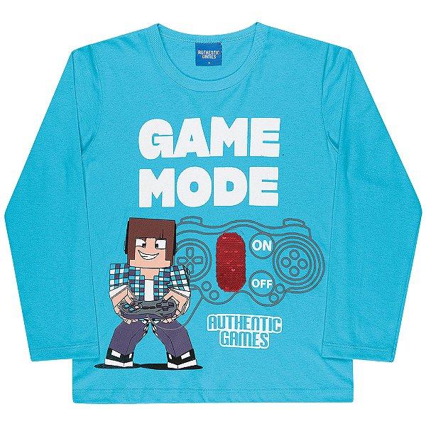 Camiseta Authentic Games
