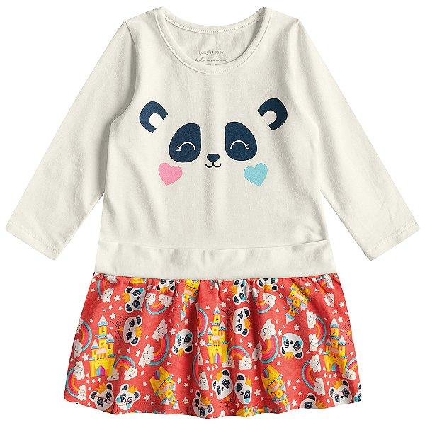Vestido Panda Madrinha