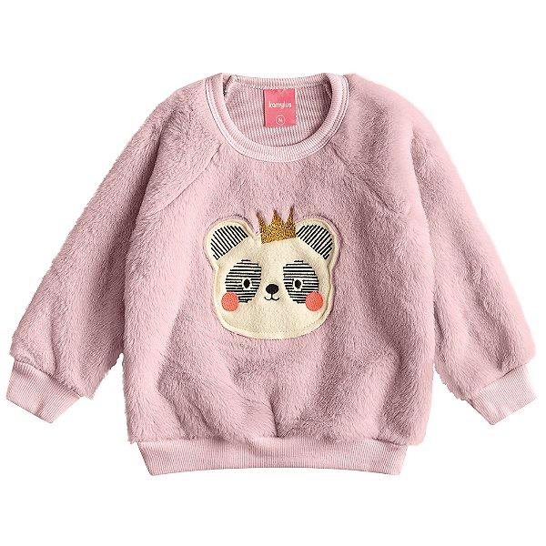 Blusão Panda Madrinha