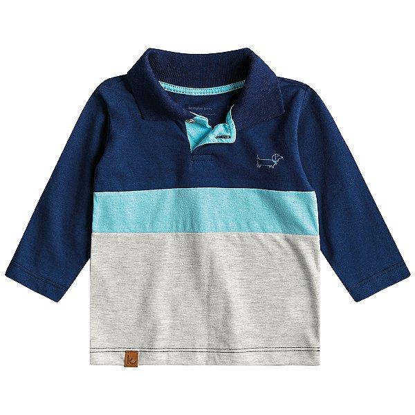 Camisa Polo Cão Maneiro