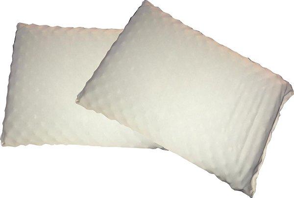 Kit 02 Travesseiros Confort