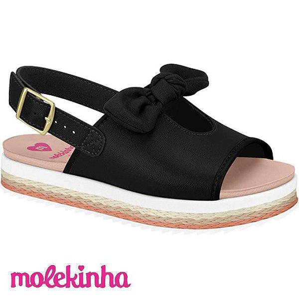 Sandália Infantil Flatform Molekinha
