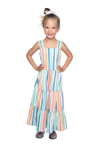 Vestido Longo 03 Marias Have Fun 10 ao 16
