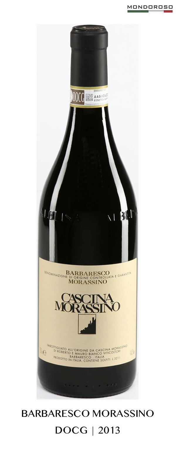BARBARESCO MORASSINO DOCG 2013 13,00% 0,75L
