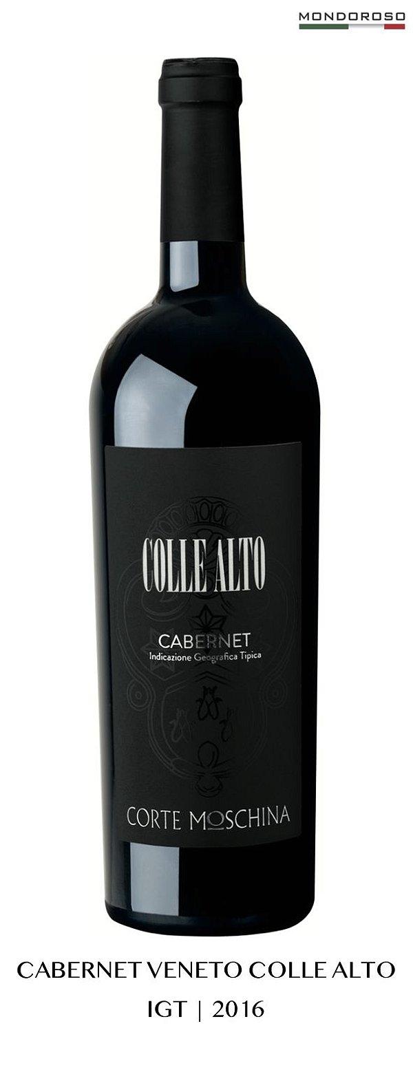 CABERNET VENETO COLLE ALTO VENETO IGT 2016 13,00% 0,75L