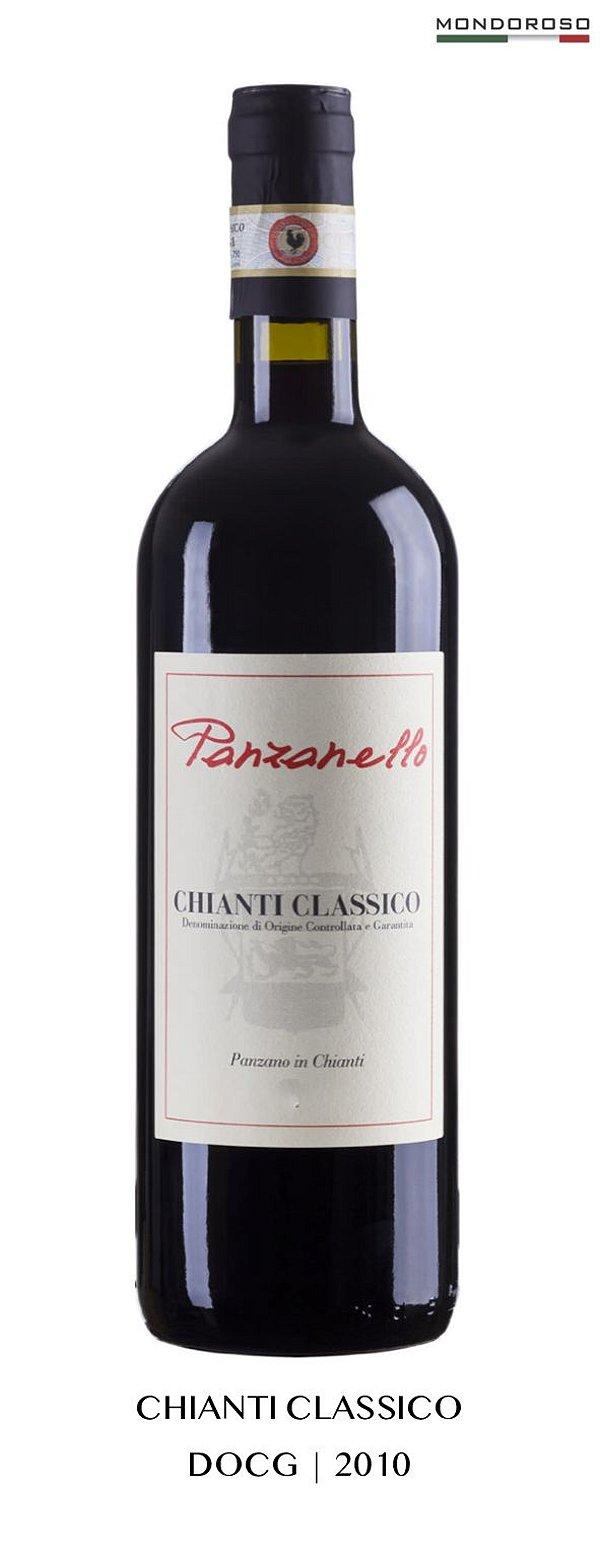 CHIANTI CLASSICO DOCG  2010 14,50% 0,75L