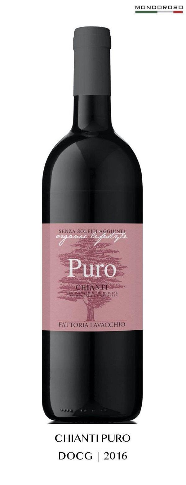 CHIANTI PURO DOCG 2016 13,50% 0,75L