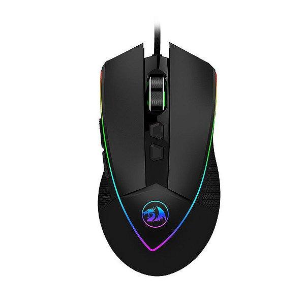 Mouse Gamer Redragon Emperor Chroma RGB 12400dpi M909