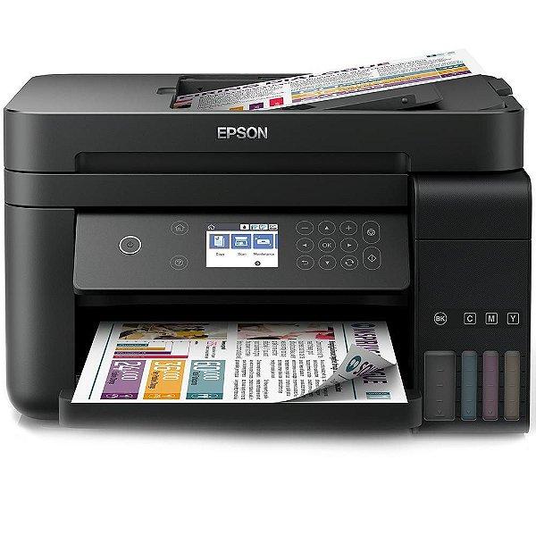 Impressora Multifuncional Epson EcoTank L6171 Wifi