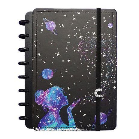 Caderno Inteligente By Gocase Poeira das Estrelas - A5