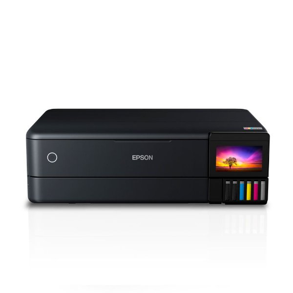 Impressora Multifuncional Epson EcoTank L8180 110V