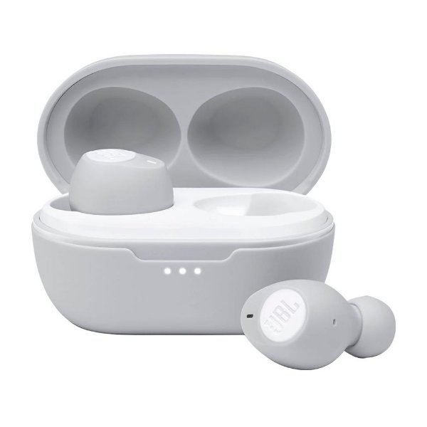 Fone de Ouvido JBL Tune 115 Tws Bluetooth Branco