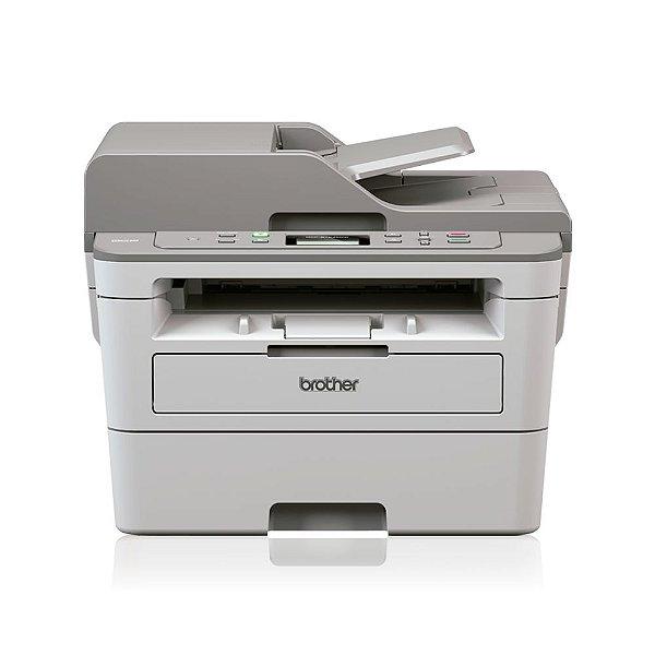 Impressora Multifuncional Laser Brother DCPB 7535 DW Mono