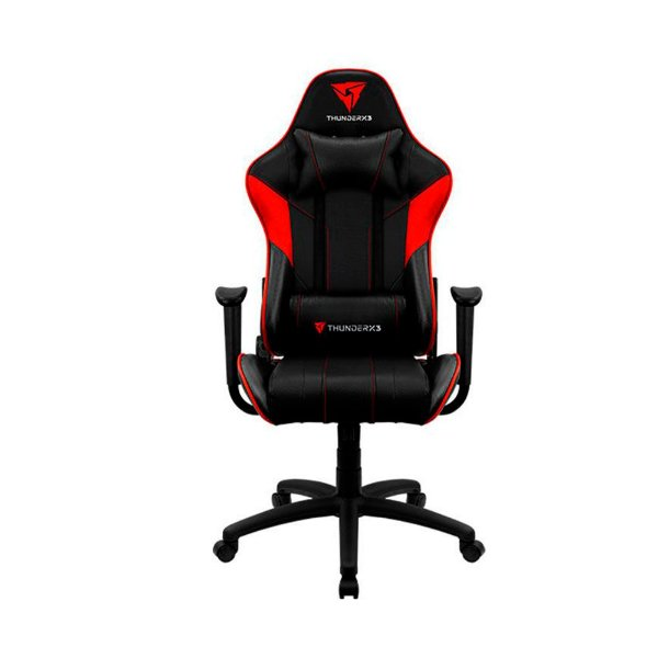 Cadeira Gamer Thunderx3 EC3 Preta/Vermelha