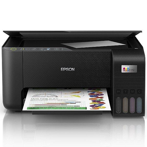 Impressora Multifuncional Epson L3250 Ecotank de Tinta Wifi