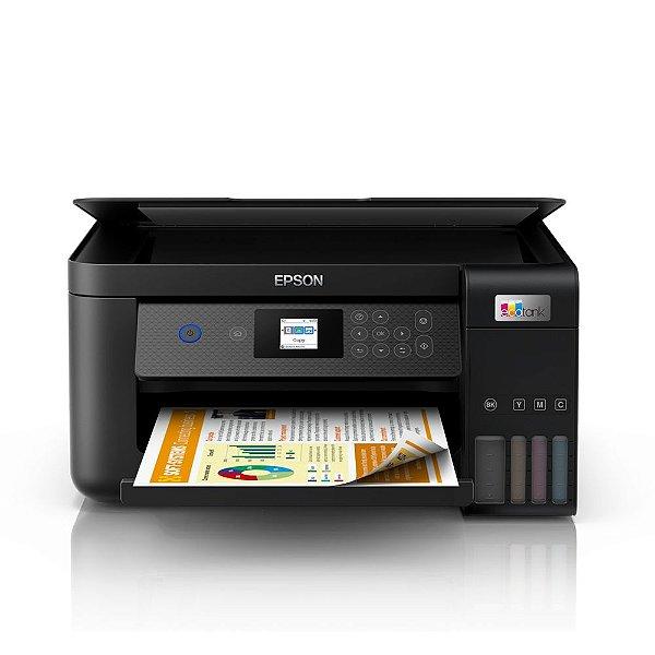 Impressora Multifuncional Epson Ecotank L4260 A4 WI-FI