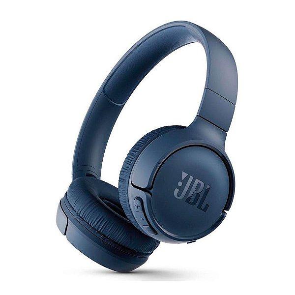 Fone de Ouvido JBL Tune 510 Bluetooth Azul