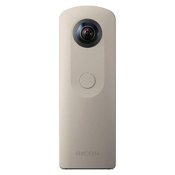 Camera Digital Ricoh 360 Theta Sc - Bege