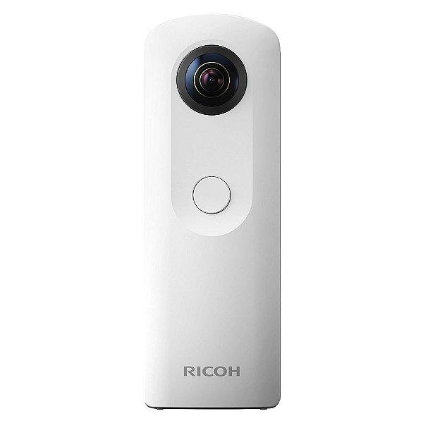 Camera Digital Ricoh 360 Theta Sc - Branco