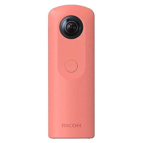 Camera Digital Ricoh 360 Theta Sc - Rosa