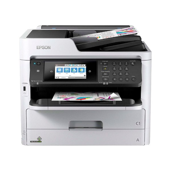 Impressora Multifuncional Epson Workforce Pro Wf-C5790