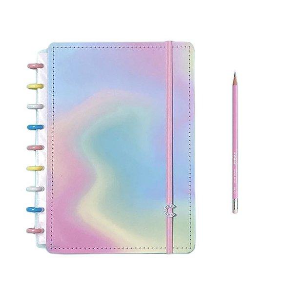 Caderno Inteligente Candy Splash - Medio