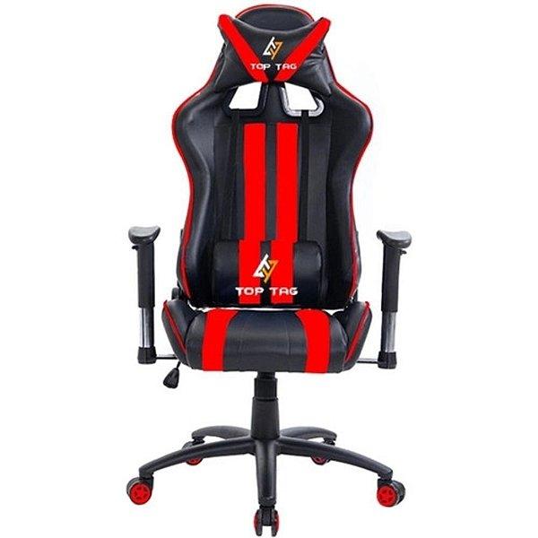 Cadeira Gamer Giratoria Vermelha Hs9206Rd
