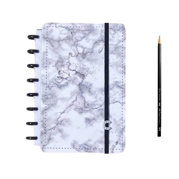 Caderno Inteligente Bianco - Medio