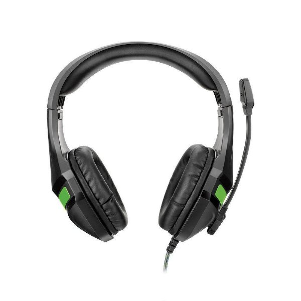 Warrior Harve Headset Gamer P2 Green Multilaser - PH298