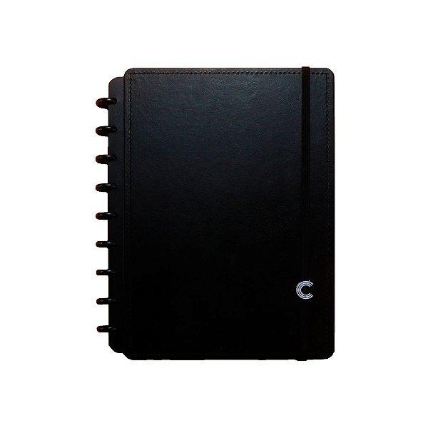 Caderno Inteligente Médio Basic Black