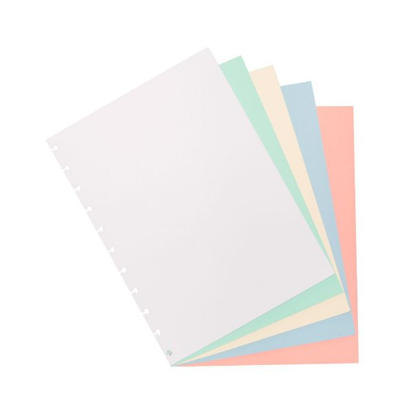 Refil Colorido Caderno Inteligente Grande