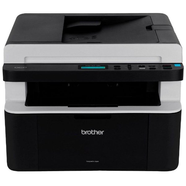 Impressora Brother Laser Multifuncional Monocromática DCP1617NW
