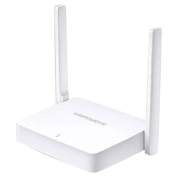 Roteador Mercusys MW301R 300 Mbps 2 antenas 2 LAN