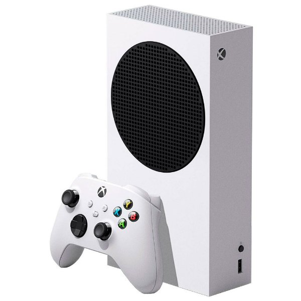 Console Xbox Series S 512GB SSD Branco