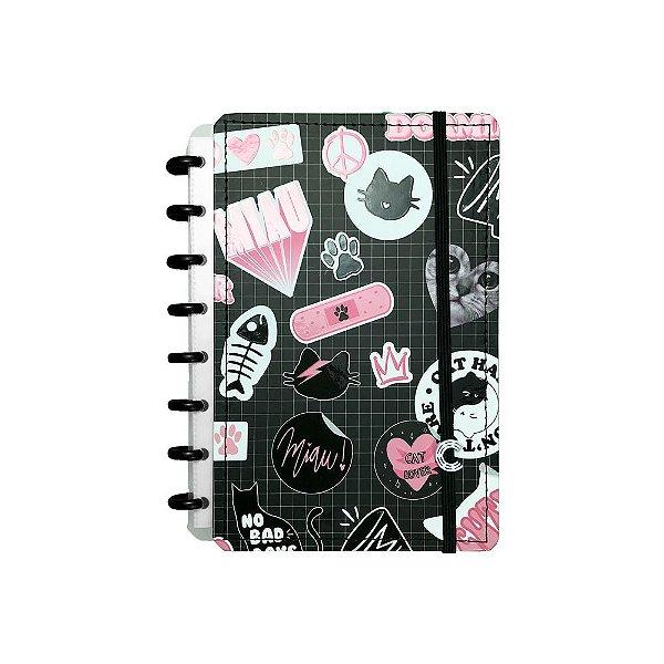 Caderno Inteligente By Uatt? Miau Lover - A5