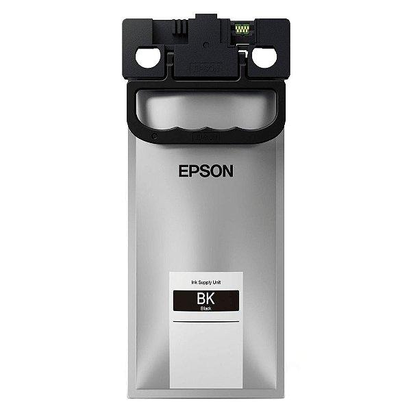 Bolsa de Tinta Epson Preta WF-C5290 WF-C5790 e WF-C5710 10K