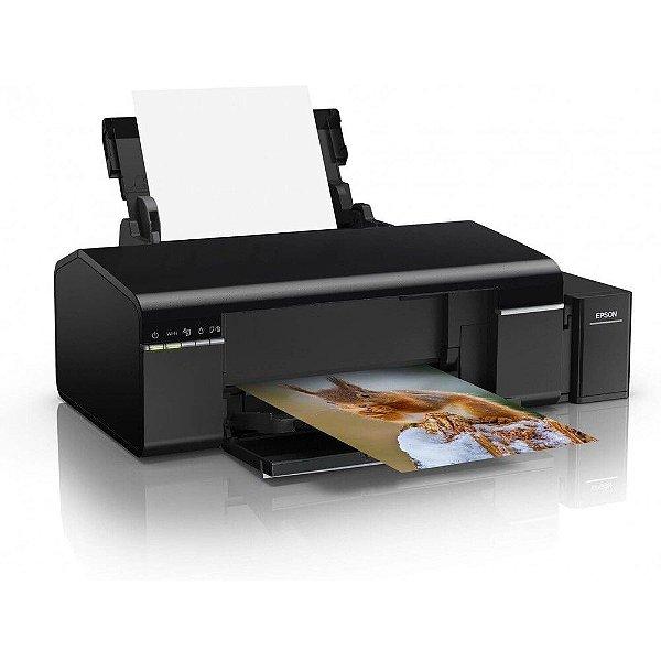 Impressora Fotográfica Epson EcoTank L805 Wireless