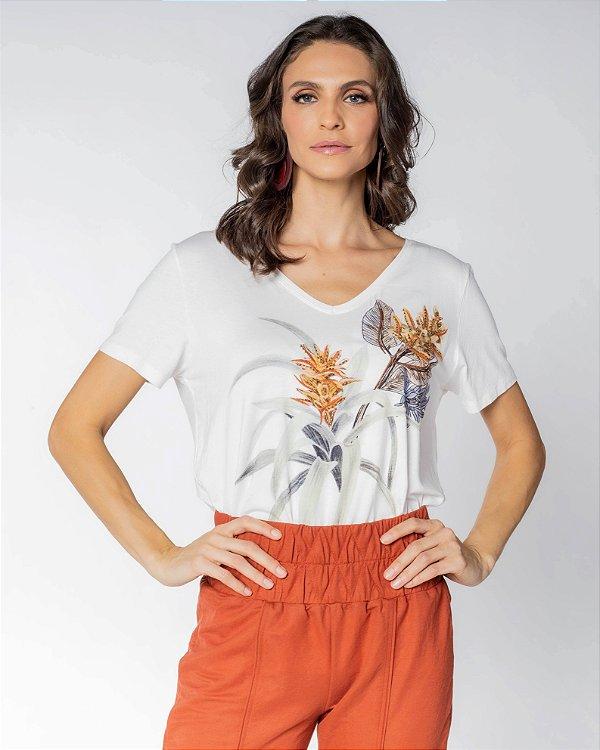 Camiseta Bordada